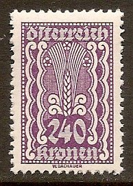 Austria Stamp Scott # 274 Mint NH, MNH. Free Shipping for All Additional Items.