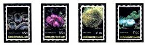 Cocos Is 270-73 MNH 1993 Corals   (KA)