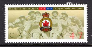 Canada 1926 MNH VF