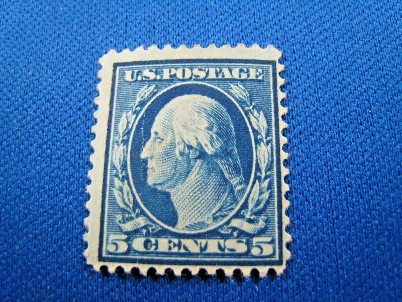 UNITED STATES,  1908 SCOTT #335  -  MH