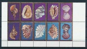 [I2699] Palau 1984 Shells good set of stamps very fine MNH