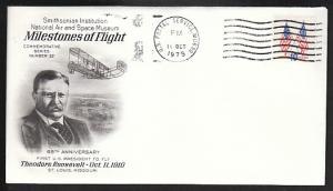 Smithsonian Milestones of Flight  Number 32 cover