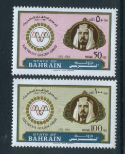 Bahrain 280-81  MLH