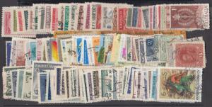 Worldwide, A countries of the world, 100+ diff used sets, Scott CV: $502.-