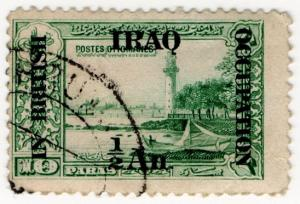 (I.B) Iraq Postal : British Occupation ½a