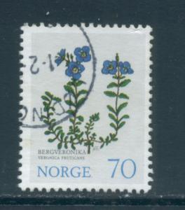 Norway 627  Used (3)