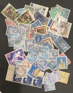 Venezuela Approximately 55 Stamps Most Used