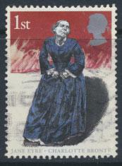 Great Britain SG 2519 SC# 2268 Charlotte Bronte Used  see scan