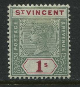 St. Vincent QV 1898 1/ mint o.g.