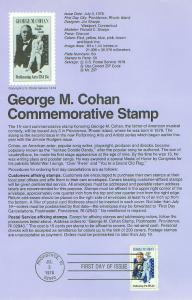 George M. Cohan (USCPF1756)