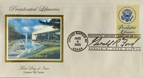 Colorano Silk 3930 Presidential Libraries Gerald R. Ford Grand Rapids Michigan