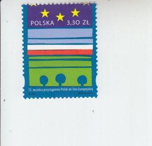 2019 Poland European Union  (Scott 4415) MNH