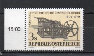 Austria 1132 MNH