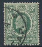 East Africa & Uganda Protectorate SG 35 SC#32 Used