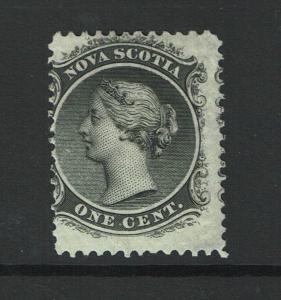 Nova Scotia SC# 8a Mint Hinged / White Paper - S2791