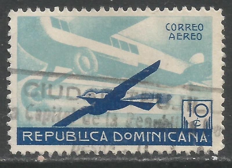 DOMINICAN REPUBLIC C20 VFU L906-4