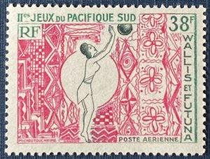 Wallis and Futuna Islands C28 MNH (SCV $4.75)