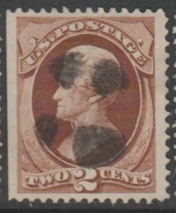 U.S. Scott #135 Jackson Stamp - Used Single