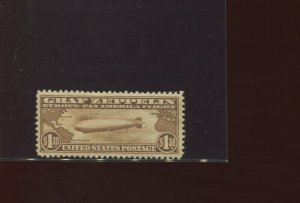 Scott C14 Graf Zeppelin Air Mail Mint   Stamp  (Stock C14-166)