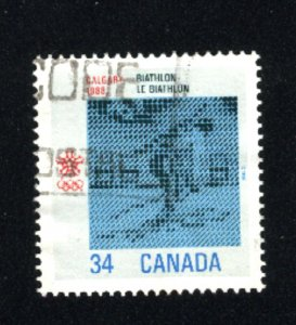 Can #1112   -1    used VF 1986 PD