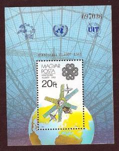 HUNGARY Sc#2812 Souvenir Sheet MINT NEVER HINGED