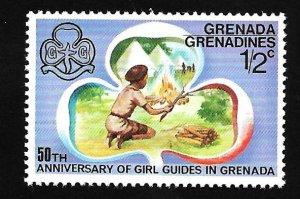 Grenada Grenadines 1976 - MNH - Scott #161*