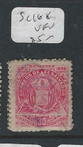 SALVADOR  (PP1804B)  30 C WATERFALLS   SC 168      VFU