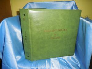 FDC's of Poland binder