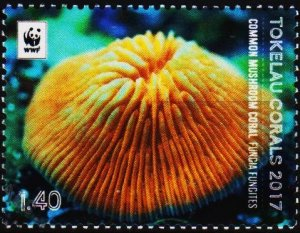 Tokelau. 2017 $1.40 Fine Used