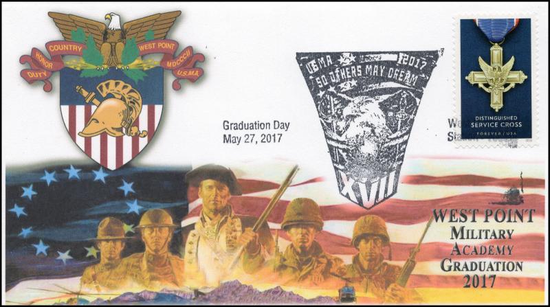 17-107, 2017, West Point Military Academy, Graduation, US Army