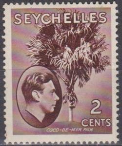 Seychelles #125 F-VF Unused  (A9893)