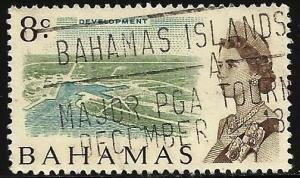 Bahamas 1966 Scott# 257 Used