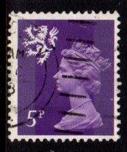 Scotland - #SMH5 Machin Queen Elizabeth II - Used