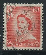 New Zealand SG 727  Fine Used
