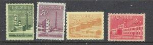 Albania 697-700 MNH 1963 set (ap7018)