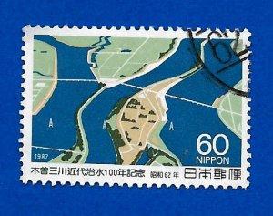 Japan 1987 - U - Scott #1753 *