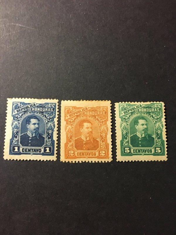 Honduras sc 51-53 MH