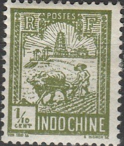 Indo-China, 115 MH From 1927
