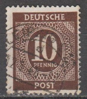 Germany #537 F-VF Used (ST1184)