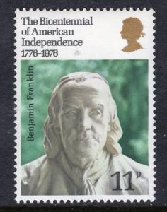Great Britain 785 MNH VF