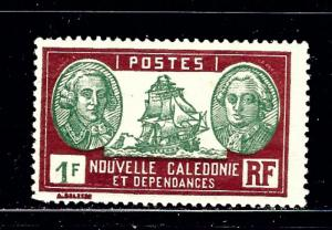 New Caledonia 160 MH from 1928-40 set