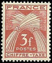 France - J75 - MNH - (Penciled Back) - SCV-0.45