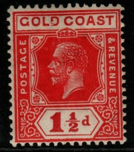 GOLD COAST SG88 1922 1½d RED MTD MINT