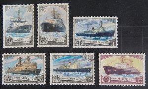 Ships, USSR, Icebreaker, (1820-Т)