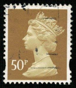 Queen, Great Britain, 1977, Queen Elizabeth II, MC #731 (T-4897)