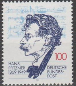 Germany #1832  MNH VF CV $3.25 (SU1313)