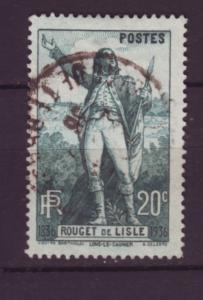 J20125 jlstamps 1936 france used #309 lisle
