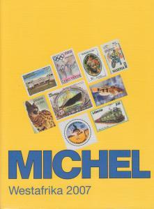 Michel 2007 Westafrika Katalog. West African Countries. Gently used.