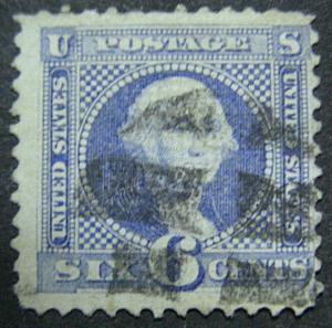 U. S. 115 Used FVF SCV$250.00 Washington