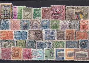 americas mixed stamps ref 16418